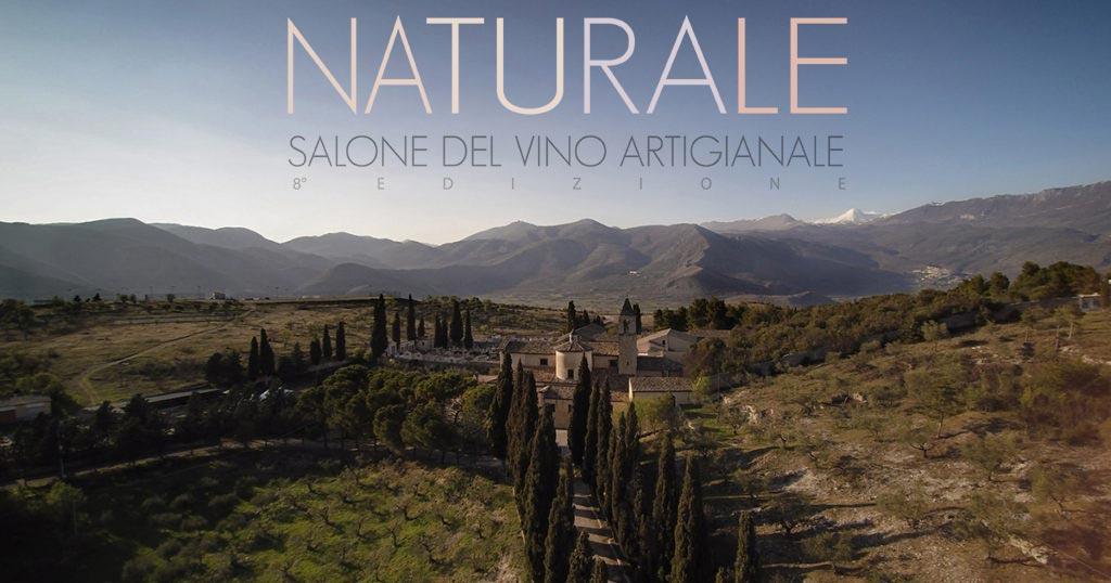 Naturale, salone del vino artigianale