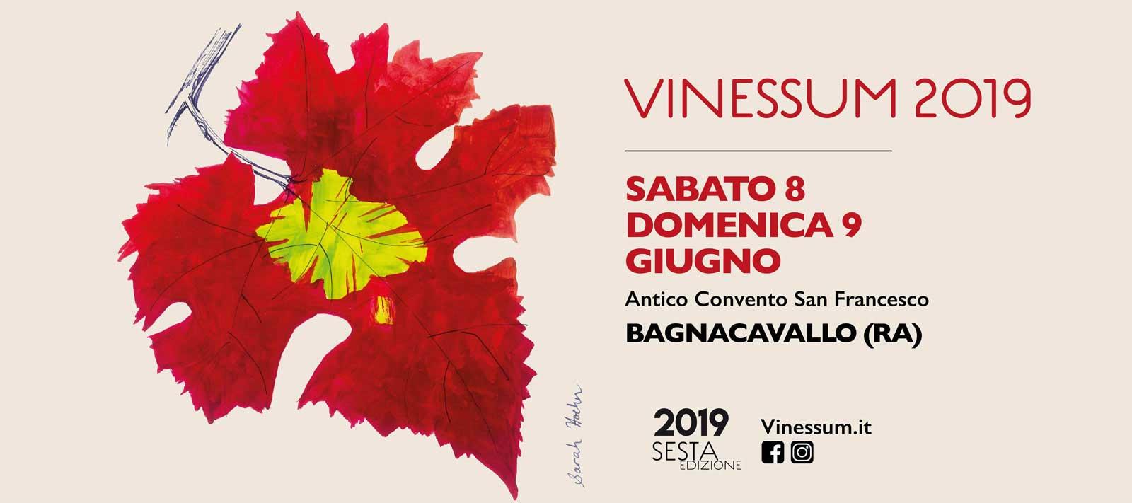 Vinessum 2019 a Bagnacavallo