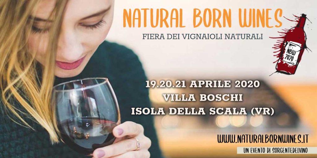 Natural Born Wines a Villa Boschi