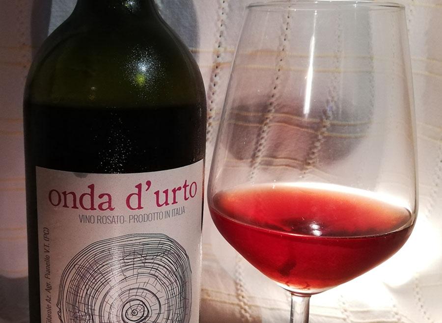 Vino rosato Onda d'Urto