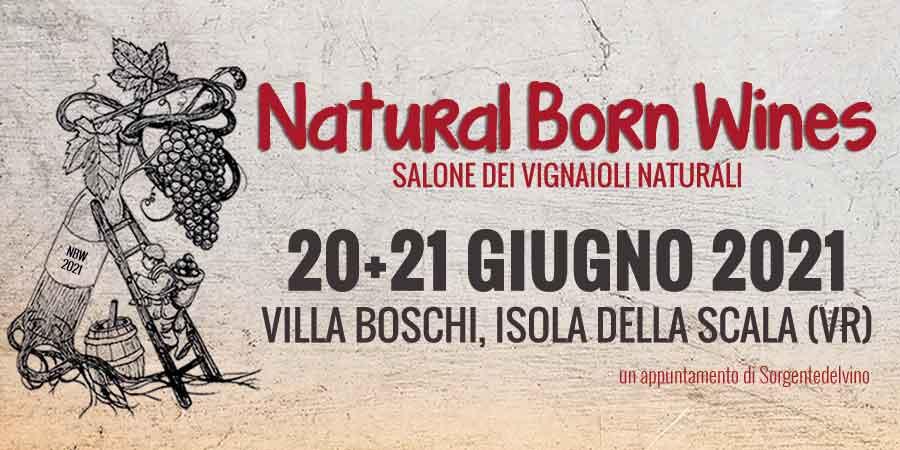 Natural born Wines 2021